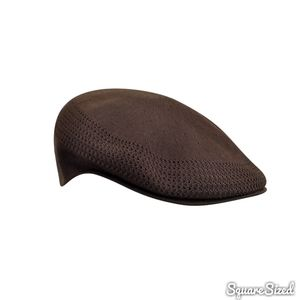 Kangol Black Tropic Ventair  Hat